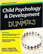 Child Psychology and Development For Dummies (Paperback)