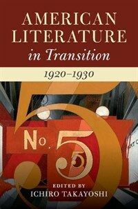 American Literature in Transition, 1920-1930 (Hardcover)