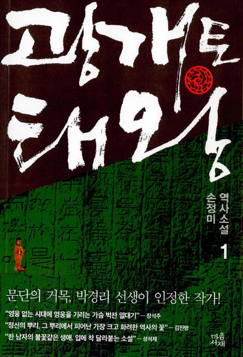 광개토태왕 : 손정미 역사소설