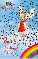 [중고] Ruby the Red Fairy (Paperback 1권 + CD 1장)