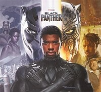 Marvel's Black Panther: The Art of the Movie (Hardcover)