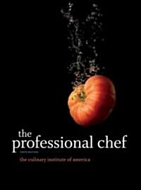 The Professional Chef (Hardcover, 9)