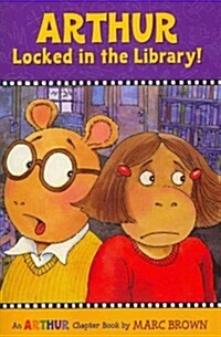 Arthur Locked in the Library! (Paperback)