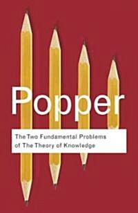 The Two Fundamental Problems of the Theory of Knowledge (Paperback)