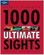 Lonely Planet's 1000 Ultimate Sights (Paperback)