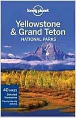 Lonely Planet Yellowstone & Grand Teton National Parks (Paperback, 3)