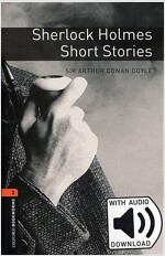 Oxford Bookworms Library: Level 2: Sherlock Holmes Short Stories (with MP3) (with MP3 download card, 3rd edition)
