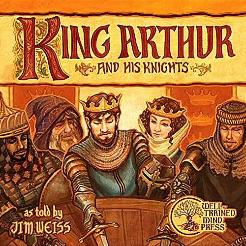 King Arthur and His Knights (Audio CD, 2)