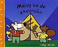 Maisy va de excursion / Maisy Goes Camping (Hardcover)