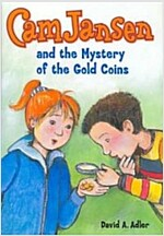 CAM Jansen: The Mystery of the Gold Coins #5 (Hardcover)