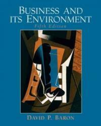 Business and its environment 5th ed