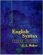 English Syntax, Second Edition (Paperback, 2)