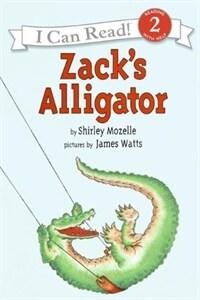 Zack's Alligator (Paperback)