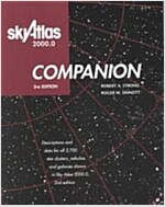 Sky Atlas 2000.0 Companion: Descriptions and Data for All 2,700 Star Clusters, Nebulae, and Galaxies Shown in Sky Atlas 2000.0 (Paperback, 2)