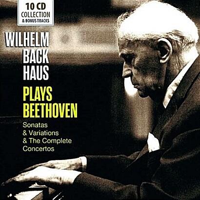[수입] 베토벤 : 피아노 협주곡 전곡 & 명소나타집 [10CD]
