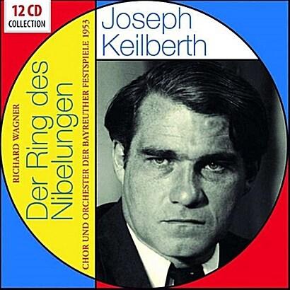 [수입] 바그너 : 니벨룽겐의 반지 (카일베르트 1953년 바이로이트 실황) [12CD]
