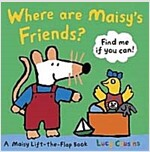 Where are Maisy's Friends? (Board Book)
