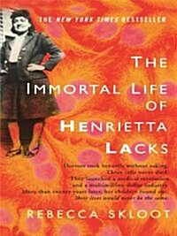 The Immortal Life of Henrietta Lacks (Paperback, Large Print)