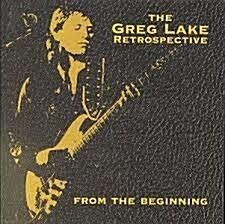 [중고] 그렉 레이크 (Greg Lake)---From the Beginning: The Greg Lake Retrospective