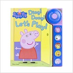 Peppa Pig: Ding! Dong! Let's Play! (Board Books)