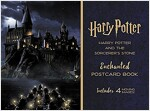 Harry Potter and the Sorcerer's Stone Enchanted Postcard Book (Novelty)
