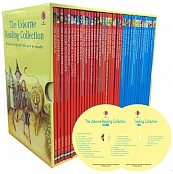 The Usborne Reading Collection (Yellow Set) (Hardcover)