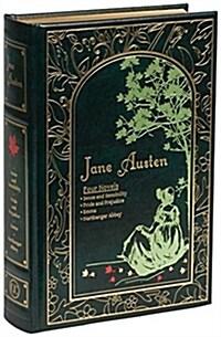 Jane Austen: Four Novels (Leather)