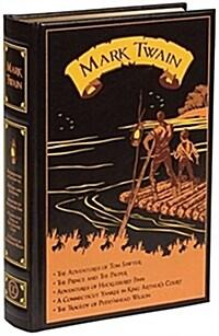 Mark Twain: Five Novels (Leather)
