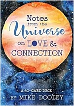 Notes from the Universe on Love & Connection: A 60-Card Deck (Other)