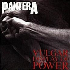 [수입] Pantera - Vulgar Display of Power