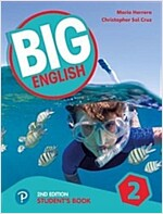 Big English 2 Student Book (Paperback, 2nd Edition)
