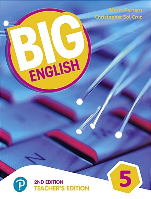 Big English AmE 2nd Edition 5 Teachers Edition (Spiral Bound)