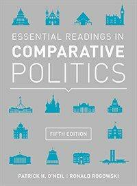 Essential Readings in Comparative Politics (Paperback, 5)