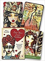 Love Your Inner Goddess Cards: An Oracle to Express Your Divine Feminine Spirit (Other)