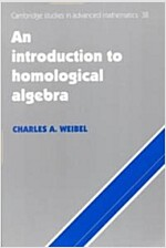 An Introduction to Homological Algebra (Paperback)