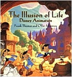 The Illusion of Life: Disney Animation (Hardcover)