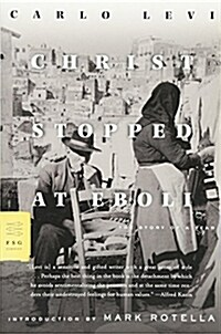 Christ Stopped at Eboli: The Story of a Year (Paperback)