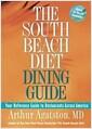 [중고] The South Beach Diet Dining Guide: Your Reference Guide to Restaurants Across America (Paperback)