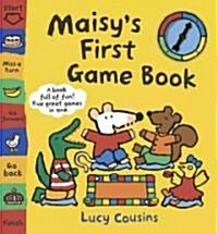 Maisys First Game Book (Board Book)