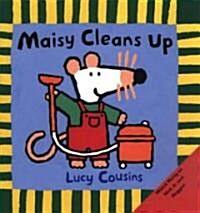 Maisy Cleans Up (Paperback)