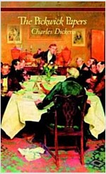 The Pickwick Papers (Mass Market Paperback)
