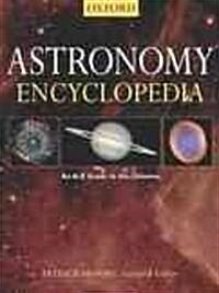 Astronomy Encyclopedia (Hardcover, Revised)