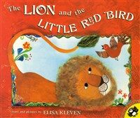 The Lion and the Little Red Bird (Paperback, Reprint)