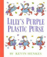 Lilly's Purple Plastic Purse (Hardcover)
