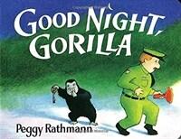 Good Night, Gorilla Board Book (Board Books)
