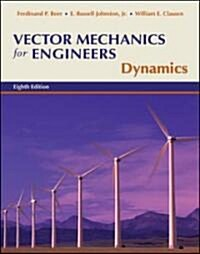 Vector Mechanics for Engineers (Hardcover, CD-ROM, 8th)