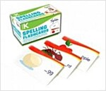 Kindergarten Spelling Flashcards: 240 Flashcards for Building Better Spelling Skills Based on Sylvan's Proven Techniques for Success (Other)