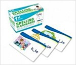 1st Grade Spelling Flashcards: 240 Flashcards for Building Better Spelling Skills Based on Sylvan's Proven Techniques for Success (Other)