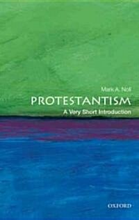 Protestantism: A Very Short Introduction (Paperback)