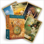 The Enchanted Map Oracle Cards: A 54-Card Deck and Guidebook (Other)